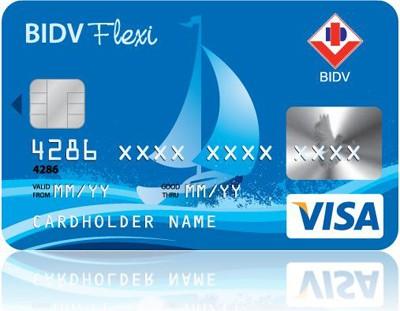 Hướng dẫn cách làm thẻ tín dụng BIDV