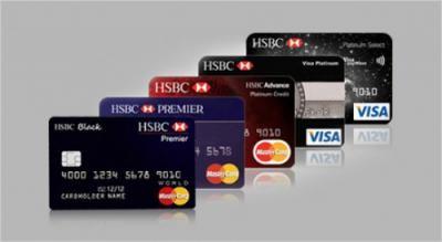 Hướng dẫn cách làm thẻ tín dụng HSBC