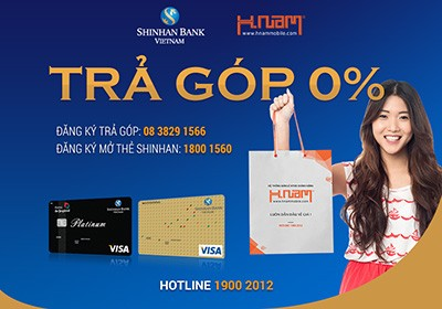 Hướng dẫn cách làm thẻ tín dụng Shinhan Bank