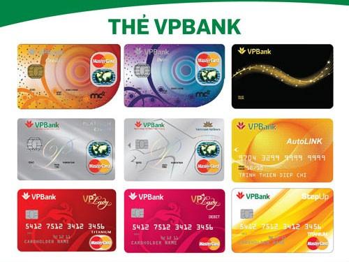 Hướng dẫn cách làm thẻ tín dụng VPBan