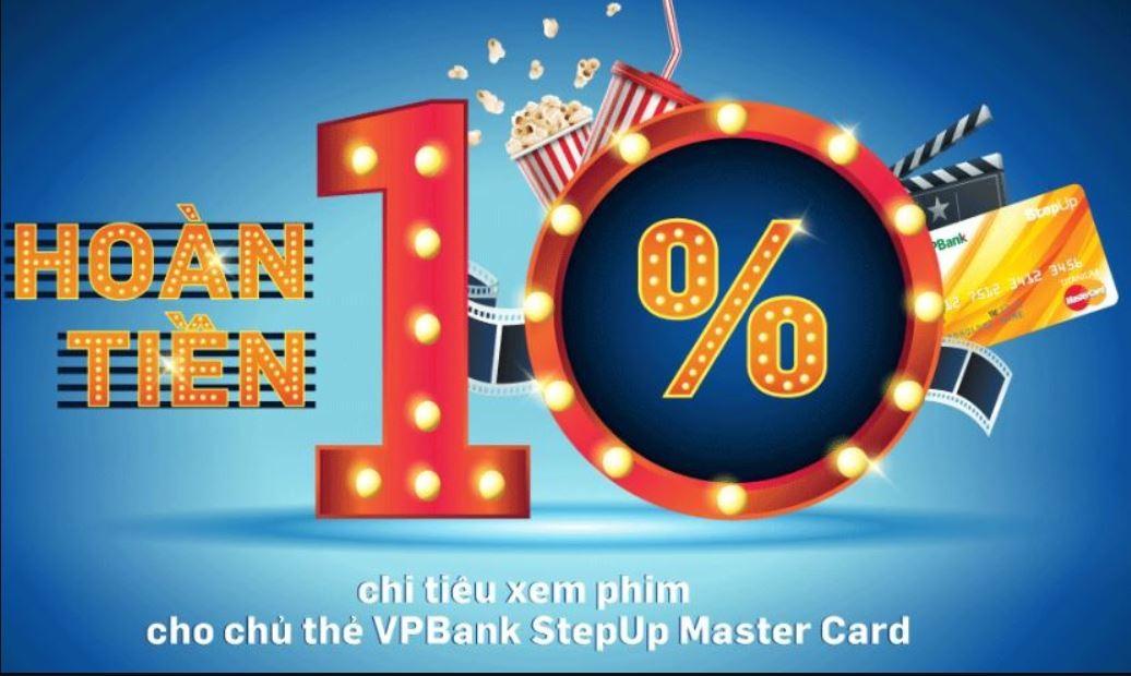 VPBank khuyến mãi mở thẻ tín dụng quốc tế