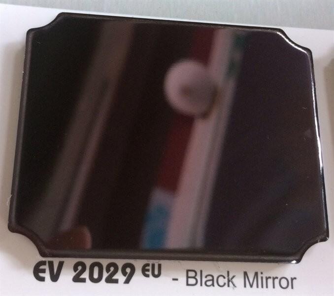 alu gương đen
