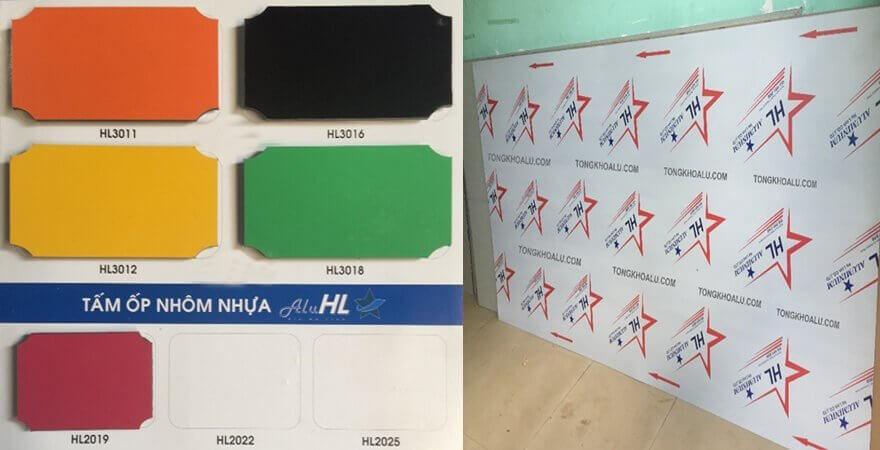 Tấm Alu Hà Linh (alu HL)