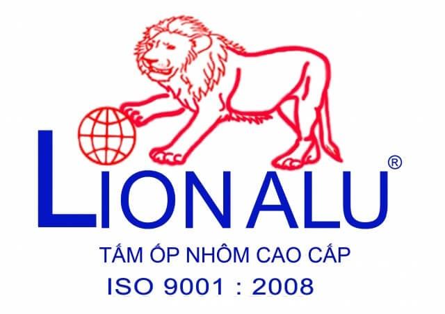 Thương hiệu alu Lion