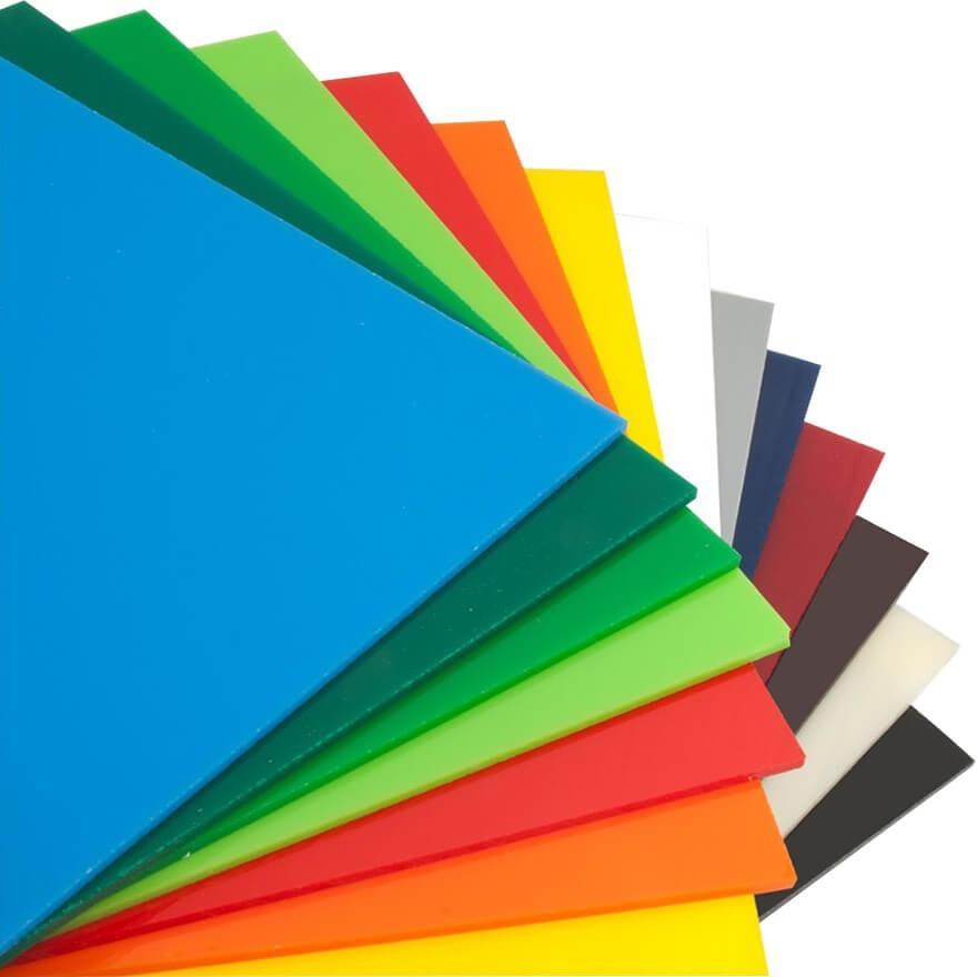 Mỗi kích thước tấm mica phù hợp cho mục đích sử dụng khác nhau