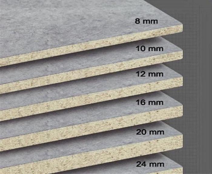 Tấm sàn cemboard dăm gỗ