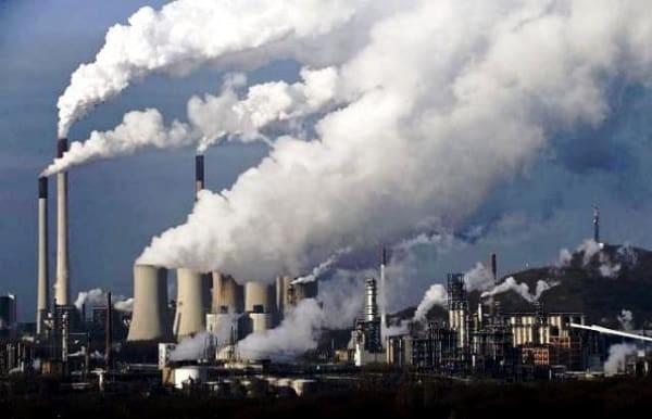 Khí CO2 sinh ra từ đâu