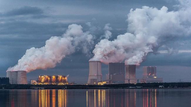 khí metan có từ đâu