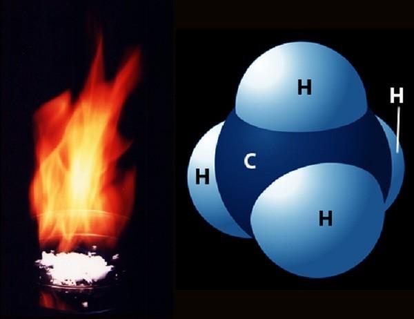 Khí metan là gì