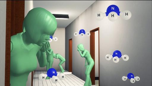 tác hại của amoniac