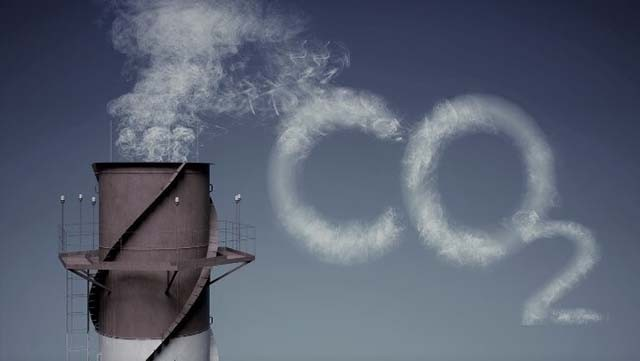 các khí gây hiệu ứng nhà kính