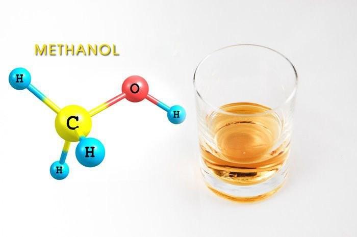 Methanol có gây độc không?
