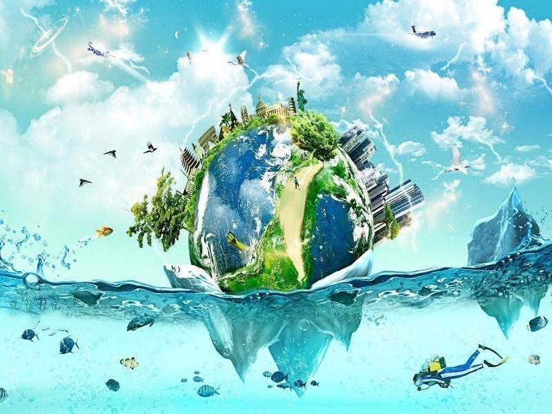 Khái niệm về môi trường