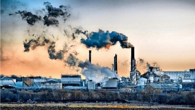 Ô nhiễm môi trường không khí