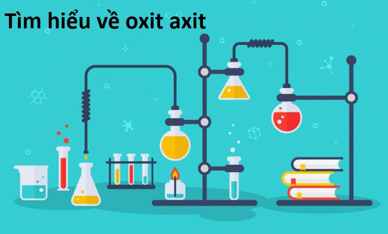 Bài tập về oxit axit