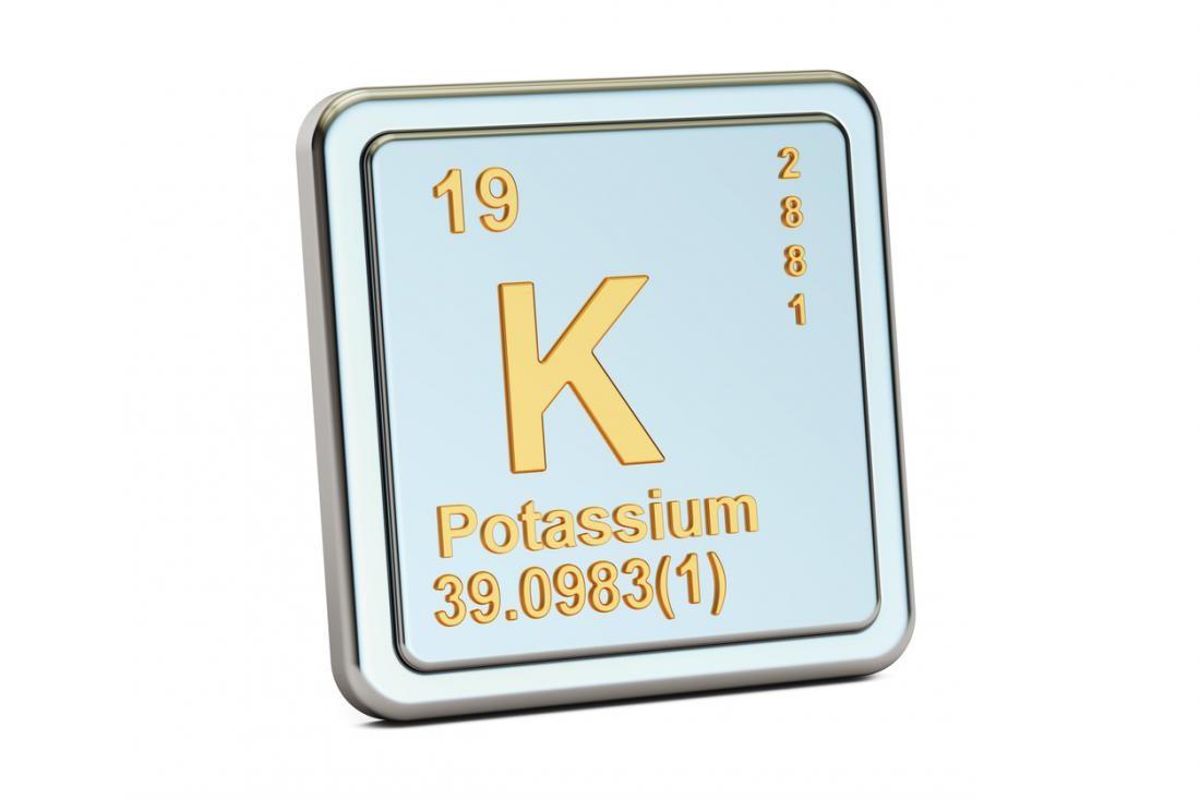 Potassium là gì?