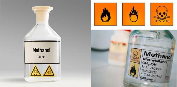 Tính chất của methanol