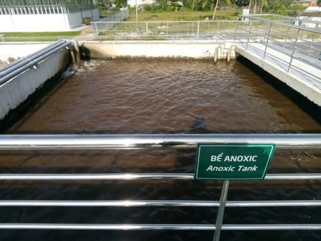 Bể thiếu khí anoxic