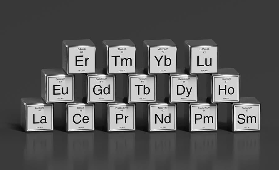 17 nguyên tố đất hiếm