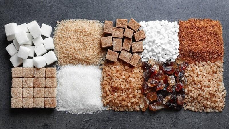 Các loại đường sucrose