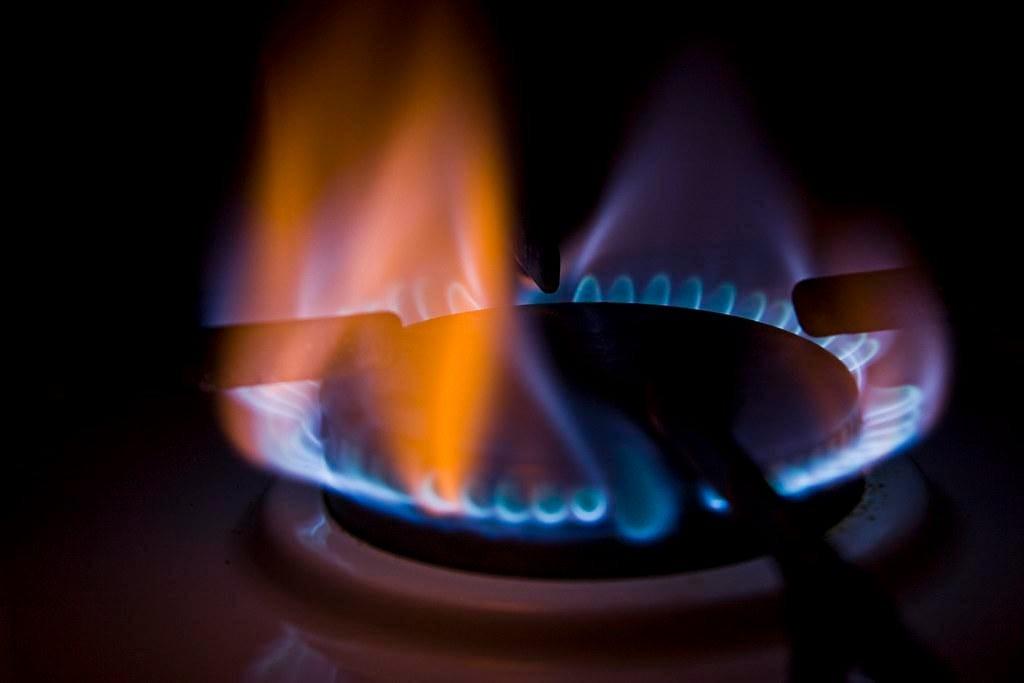 Dùng làm nhiên liệu đốt của bếp gas