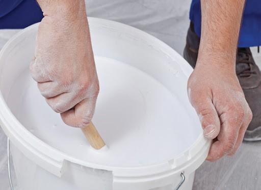 Lưu ý khi sử dụng dung môi pha sơn