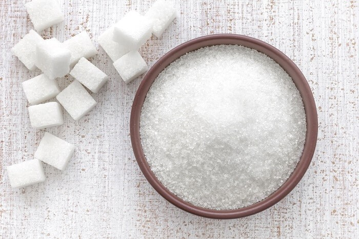 Lưu ý khi sử dụng đường sucrose