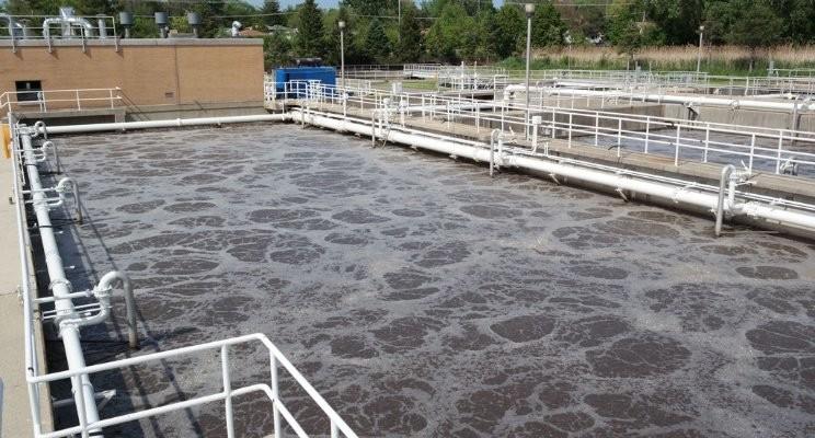 Bể Aerotank xử lý nước thải