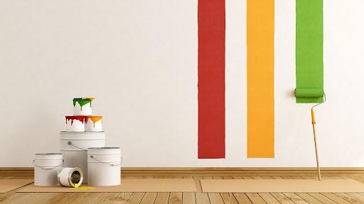 VOC trong sơn tường