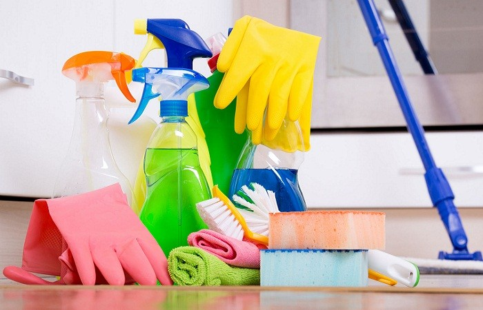 Axit cloric được dùng trong làm sạch và chất tẩy rửa
