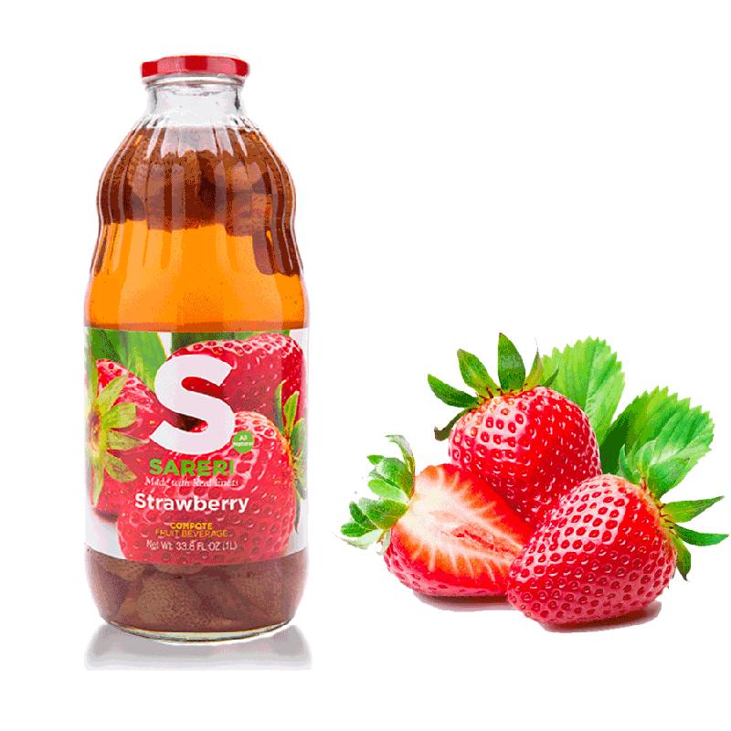 Nước trái cây có chứa chất bảo quản axit benzoic