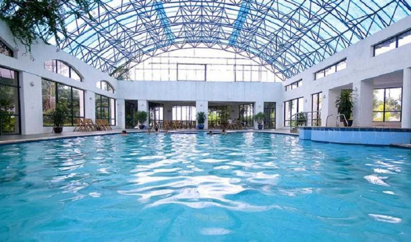Dung dịch HCl 32% dùng để xử lý nước bể bơi