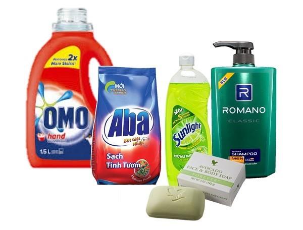 Natri Sunfat được ứng dụng trong ngành công nghiệp tẩy rửa