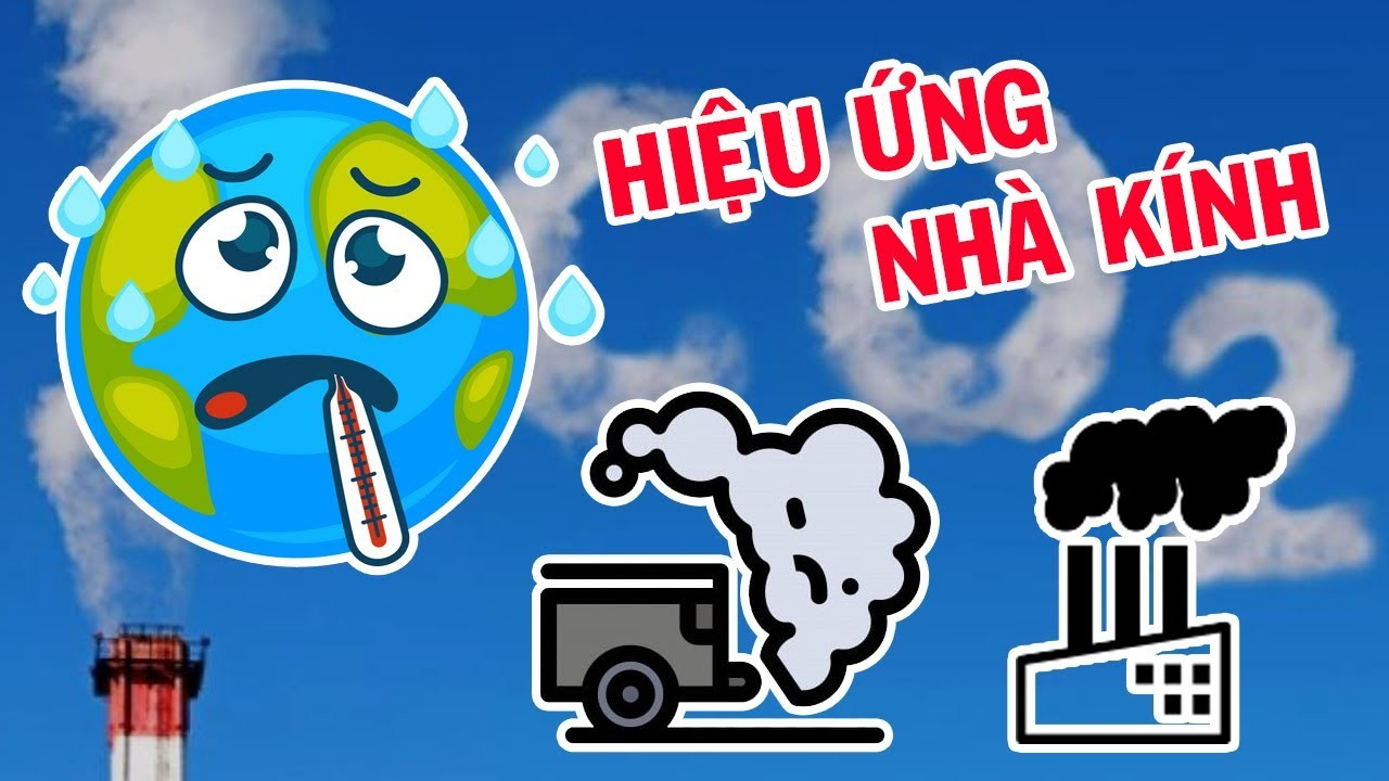 Khí than chứa khí độc gây hiệu ứng nhà kính