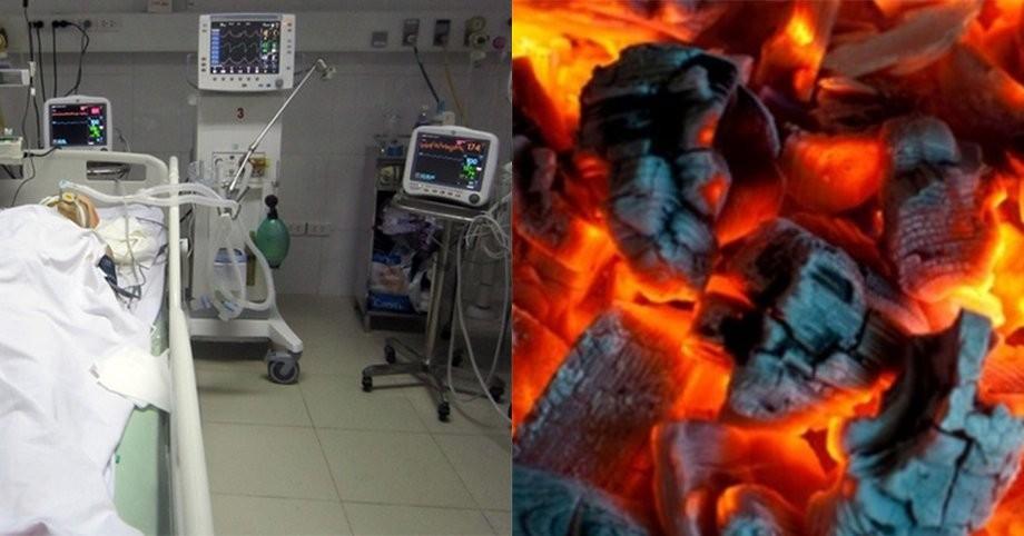 Điều trị người bị ngộ độc khí than