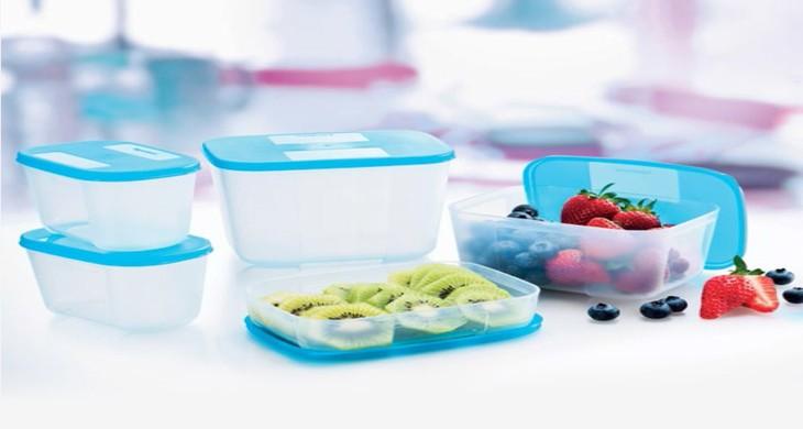 Hộp đựng thực phẩm bằng nhựa Polymer