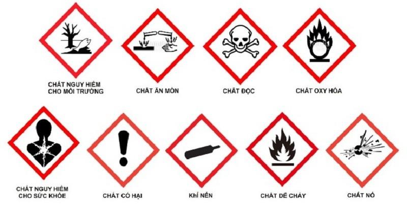 Tuân thủ đúng các quy định về sử dụng hóa chất được đưa ra