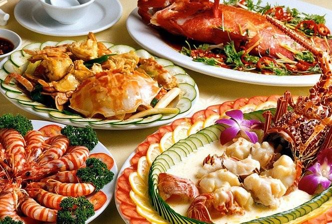Các loại thực phẩm chứa nhiều asen thường là đồ hải sản