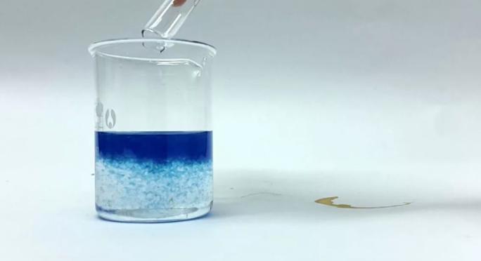 Đồng hydroxit kết tủa màu xanh lam