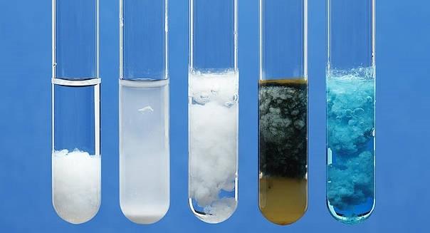 Màu của các chất kết tủa thường gặp