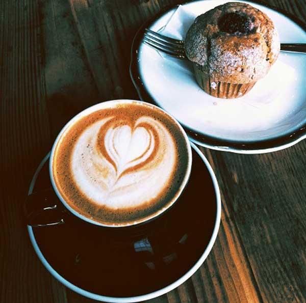 Cafe làm giảm kích cỡ vòng 1