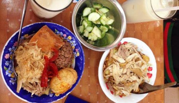 Địa điểm ăn uống tại hà nội