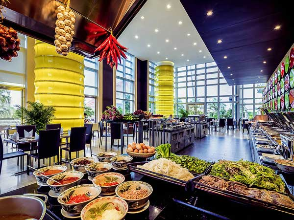 buffet-hai-san-da-nang-vipearl-luxury-villas-da-nang