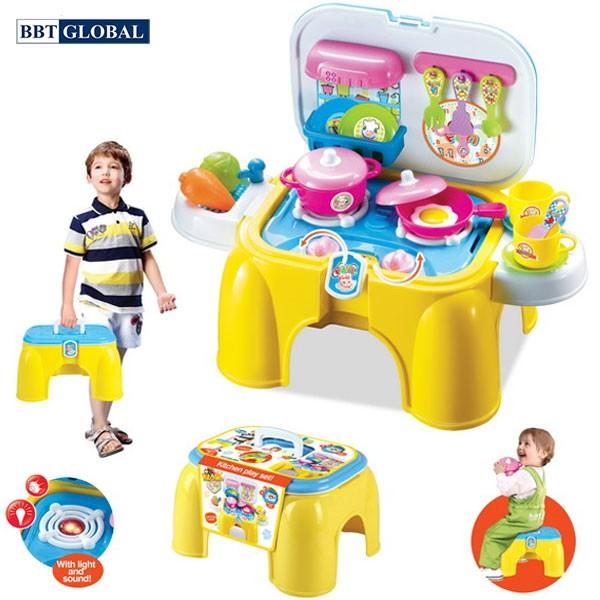 Bộ đồ chơi nấu ăn sắc mầu 008-98A
