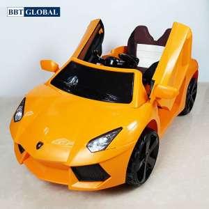 Ô tô điện trẻ em Lamborghini màu cam BBT-6565C