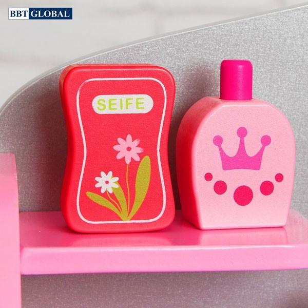 Bộ đồ chơi nhà tắm gỗ MSN17071