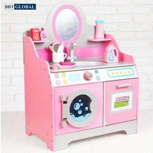 Bộ đồ chơi nhà tắm BBT Global gỗ cao cấp MSN17071
