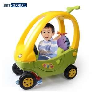 Xe chòi chân kết hợp xe đẩy nhập khẩu Hàn Quốc HNR256