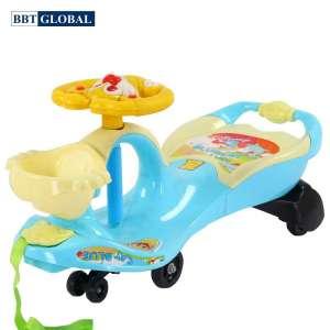 Xe lắc trẻ em có nhạc nhập khẩu SW007