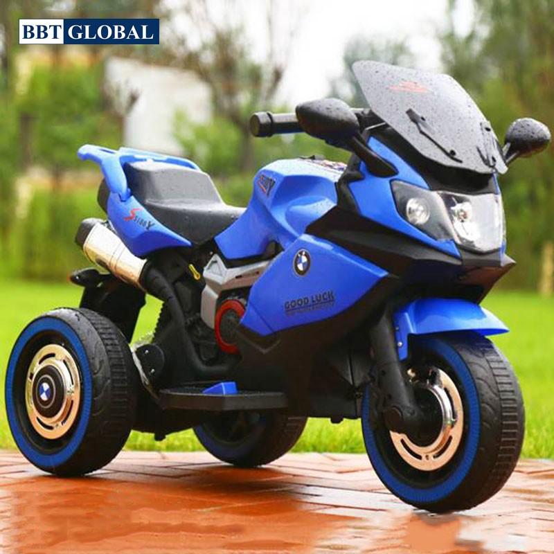 xe máy điện trẻ em bbt-5166